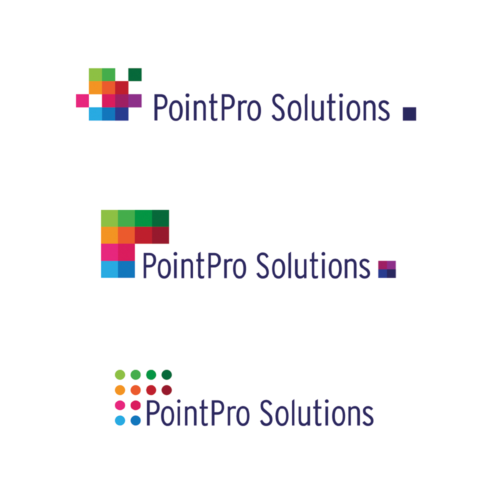 POINT PRO SOLUTIONS – Logo Entwicklung