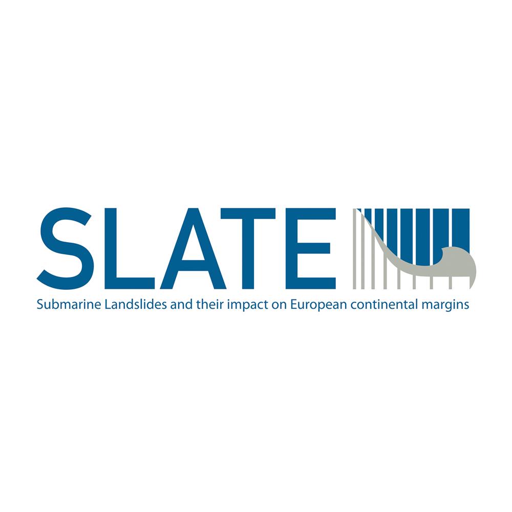 Logo SLATE - EU Projekt